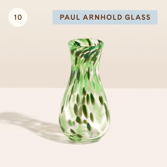 Image for Hotspot - Kitchen - 10 - Paul Arnhold Glass Bud Vase
