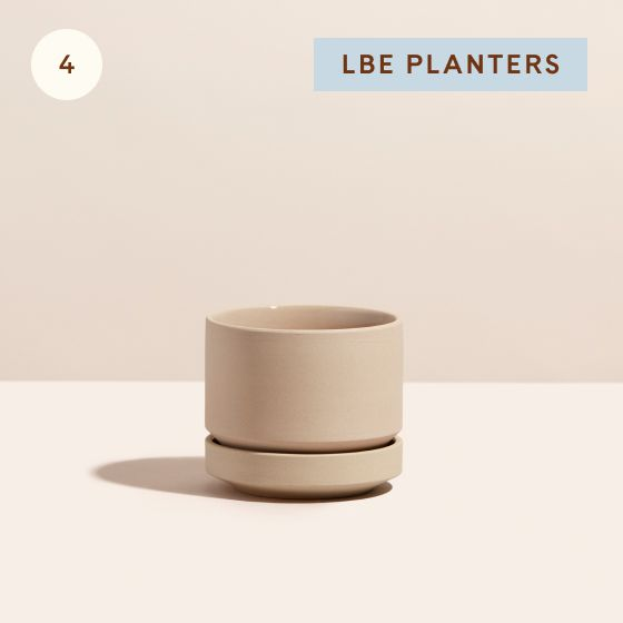 Image for Hotspot - Bathroom - 04 - LBE Planters 4Inch Planter