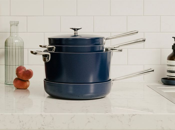 Hover Image for Cookware Set - Cream