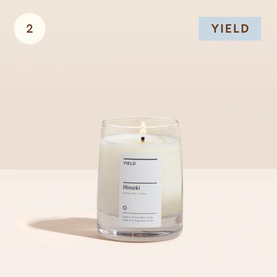 Image for Hotspot - Bathroom - 02 - Yield Hinoki Candle