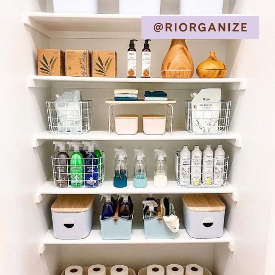 Image for UGC - @riorganize - Shelf Risers