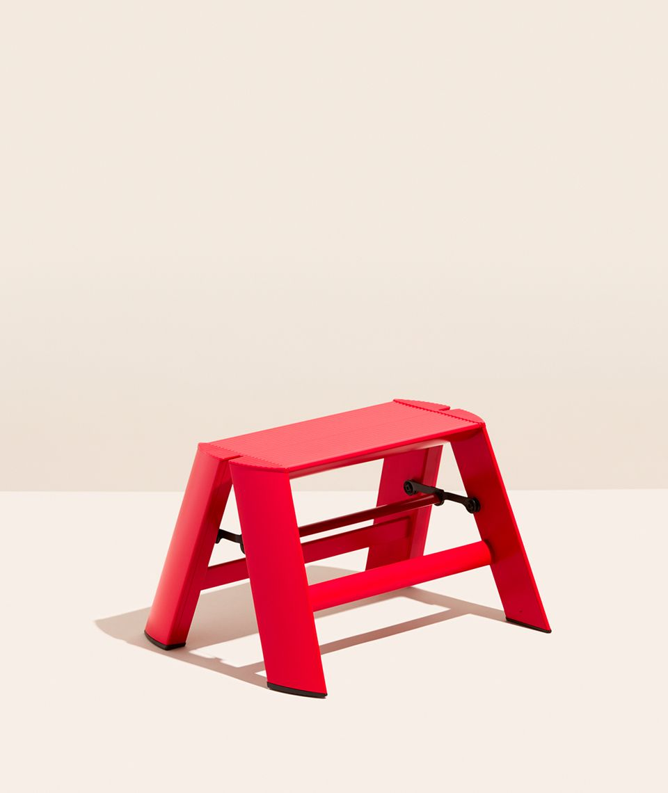 Hover image for 5050 Card - Cozy Living Room - Lucano 1-Step Stool - Hover Image
