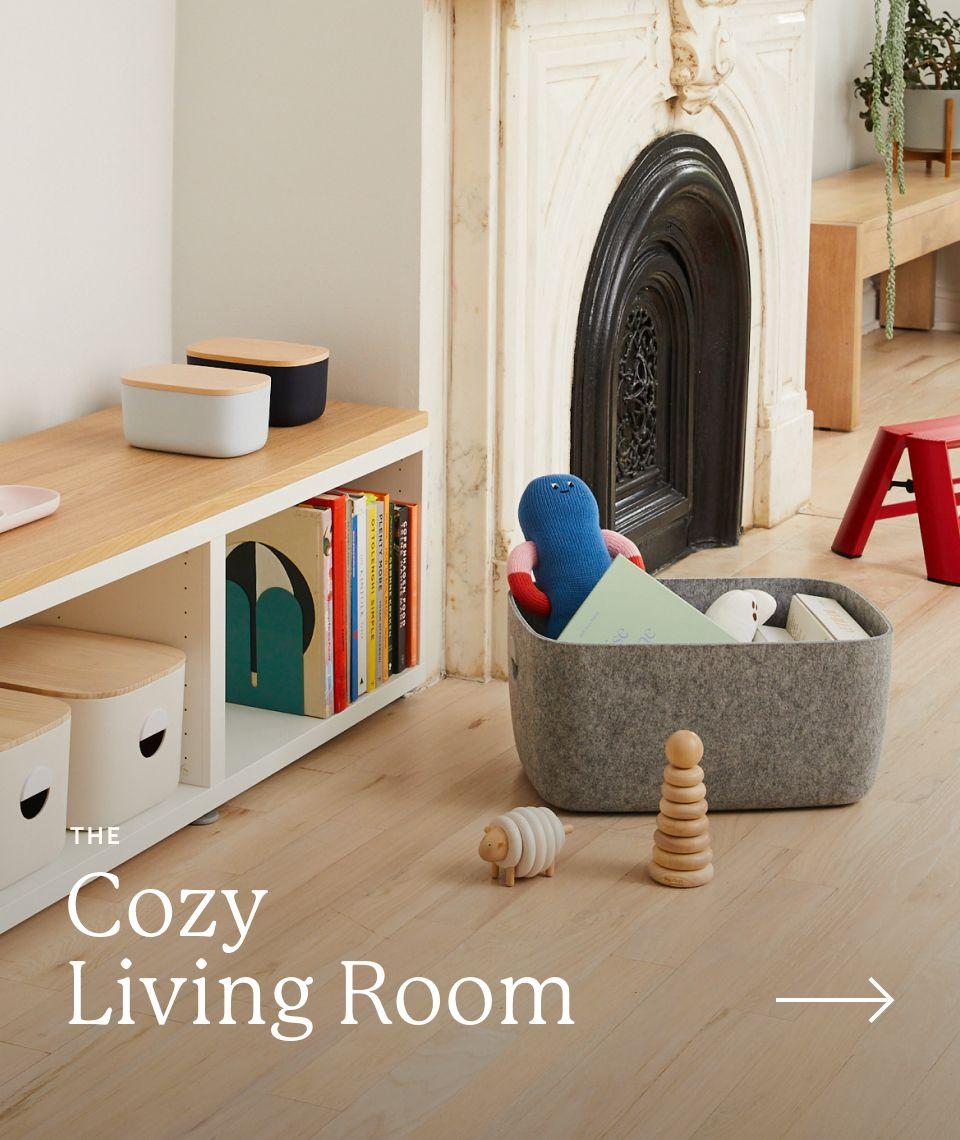 5050 Card - Cozy Living Room - Exit Ramp - Desktop Image