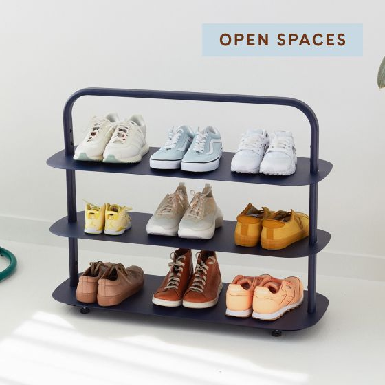 Image for Product Thumbnail - Entryway Rack - Navy