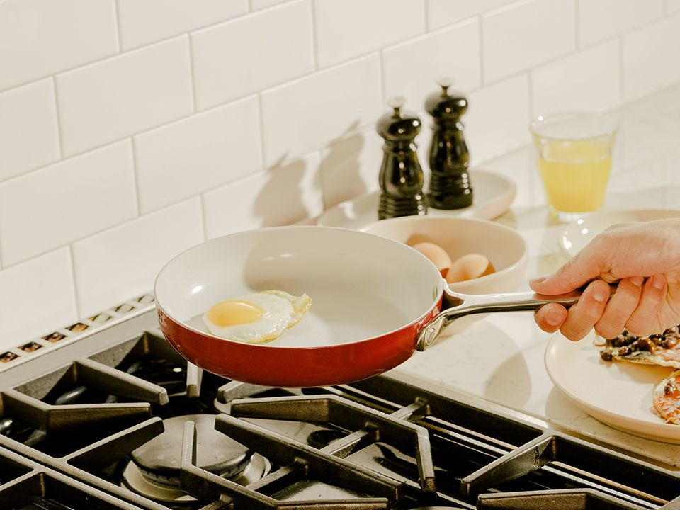 5050 Card - Care & Use - Cooking with your non stick coating - Desktop Image
