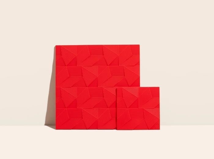 Image for Ultimate + Mini Flex Mat Set - Red / Ultimate + Mini