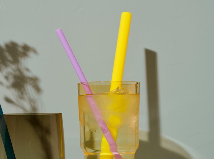 Hover Image for Boba Silicone Straw - Super / 2-Pack