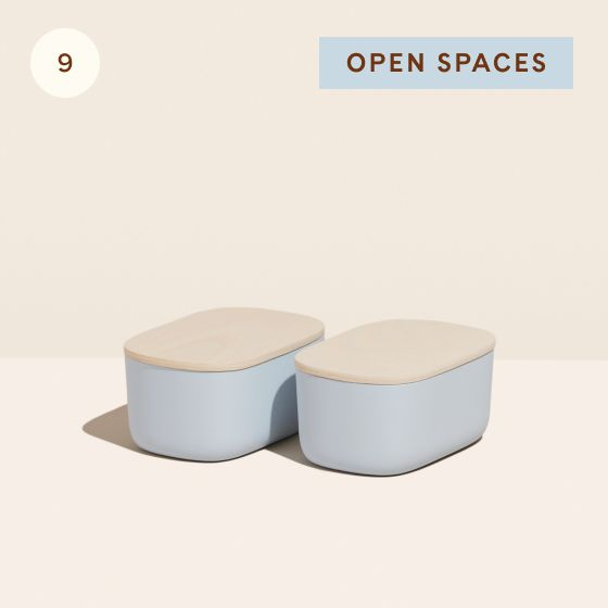 Image for Hotspot - Living Room - 09 - Open Spaces Small Bins