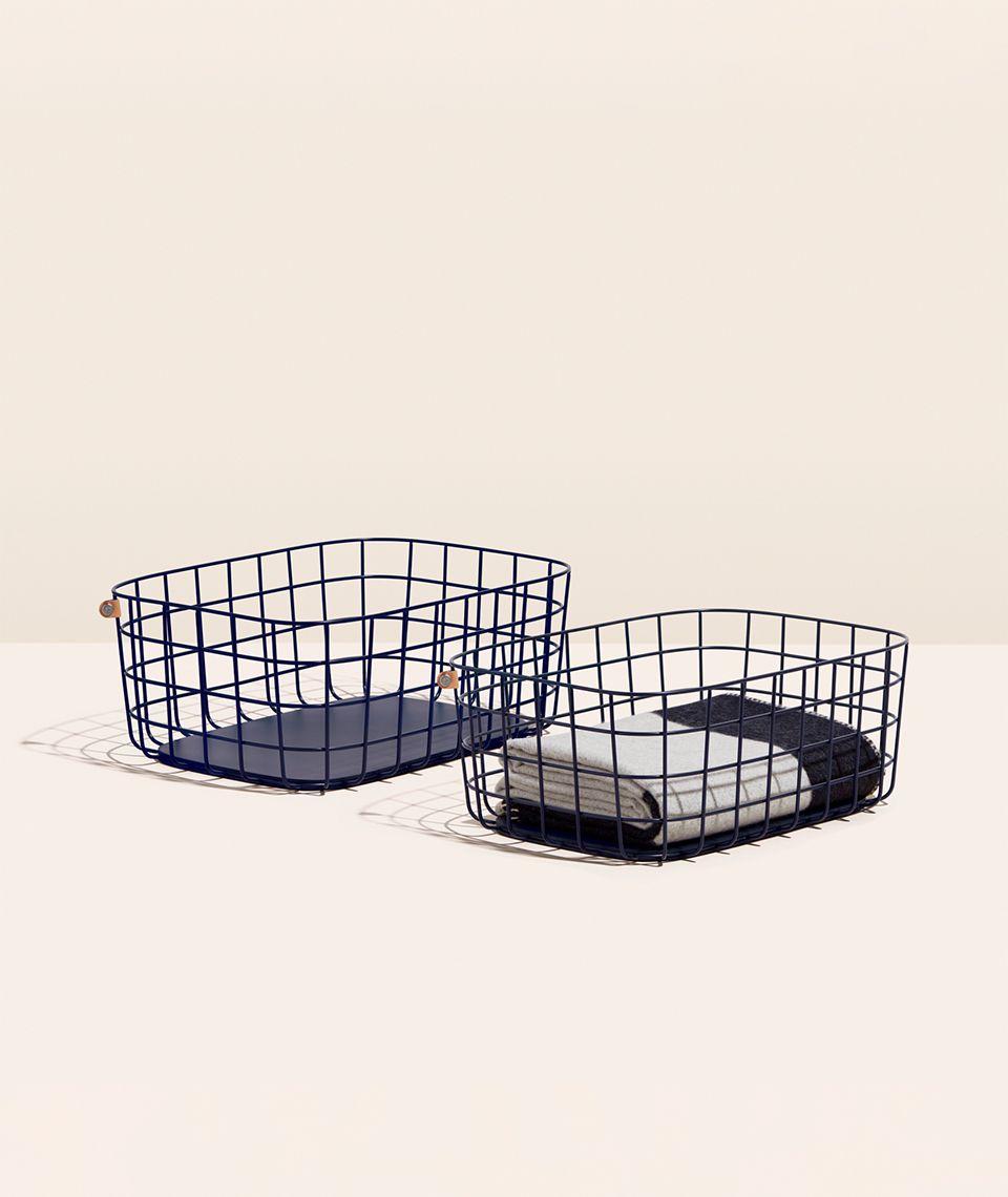 Hover image for 5050 Card - Refreshing Bathroom - Large Baskets - Hover Image