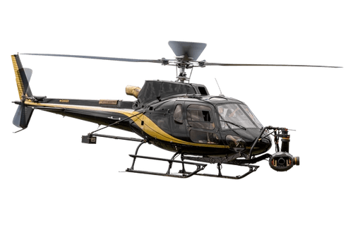 FULL SIZE AERIALS // HELICOPTER