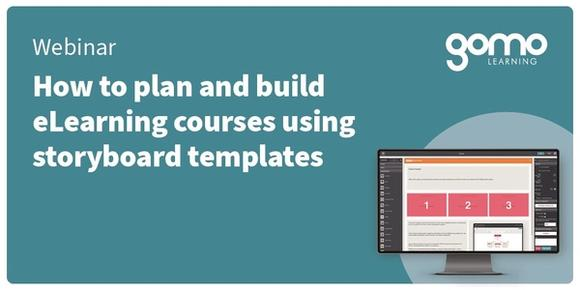 How to plan and build eLearning courses using storyboard templates Read more