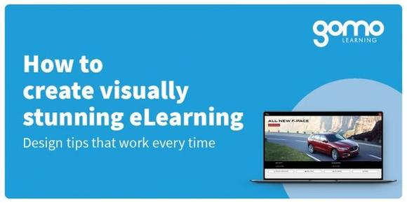 How to create visually stunning eLearning: Design tips that work every time Read more
