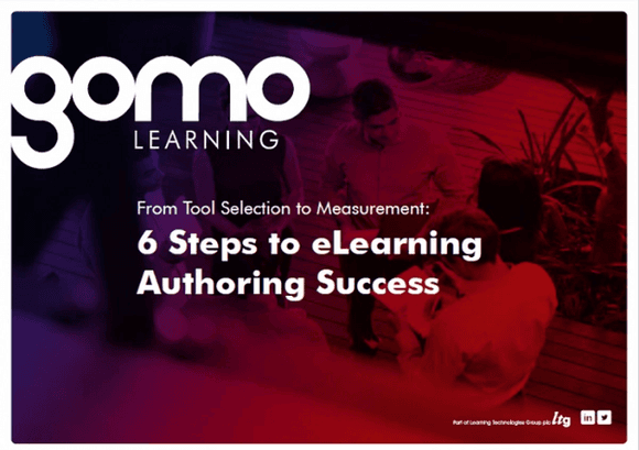 From tool selection to measurement: The 6 steps to eLearning authoring success Read more