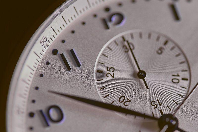 Stopwatch visual