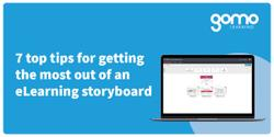 7 top tips for getting the most out of an eLearning storyboard Read more