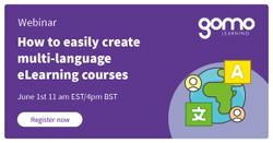 How to easily create multi-language eLearning courses Read more