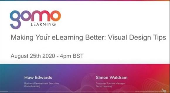 Making your eLearning better: Visual design tips Read more