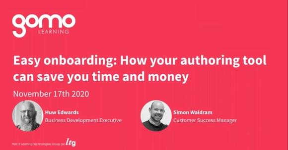 Easy onboarding – How your authoring tool can save you time and money Read more