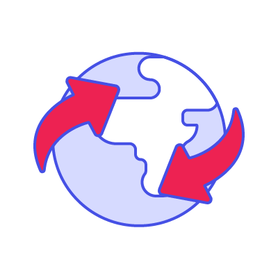 create eLearning from anywhere in the world icon