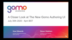 A closer look at the new Gomo authoring UI Read more