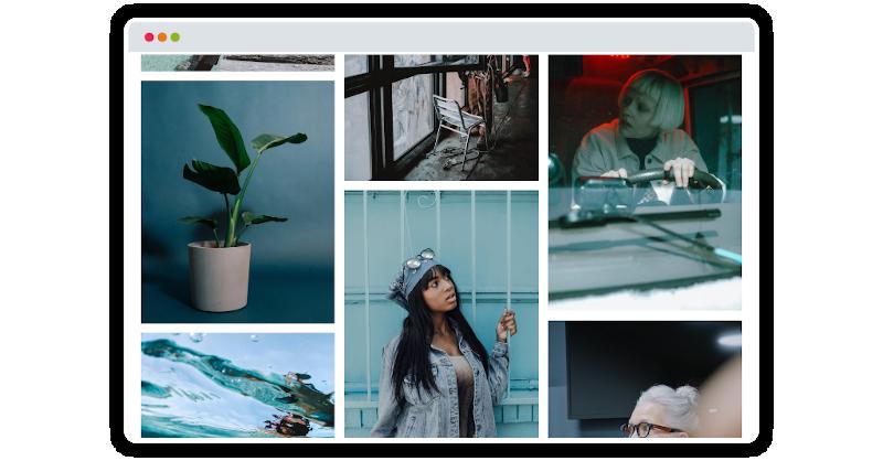 Screenshot taken of Pexels visual resource site
