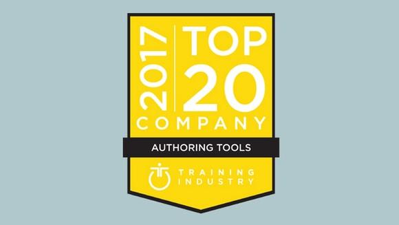 Gomo ranked as one of Training Industry's top authoring tools Read more