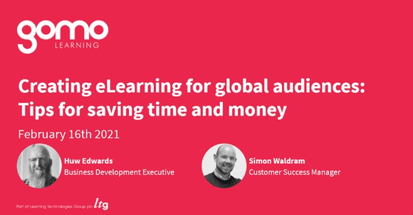 Creating eLearning for global audiences: Tips for saving time and money Read more