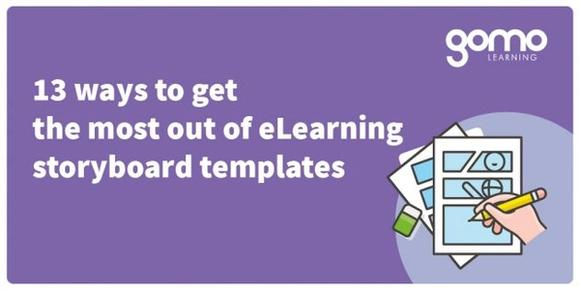 13 ways to get the most out of eLearning storyboard templates Read more