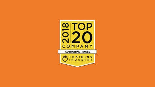 Gomo named a top authoring tool by Training Industry for second year in a row [Press release] Read more