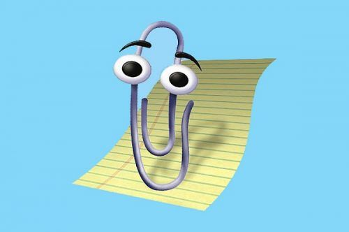 Microsoft's Clippy was a failed attempt to try to build a connection with learners using technology