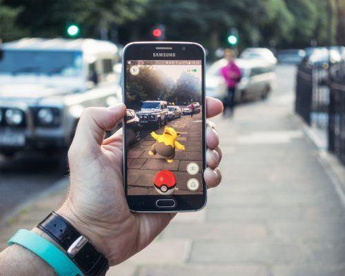 AR-pokemon go
