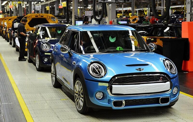 Mini's - personalized production line