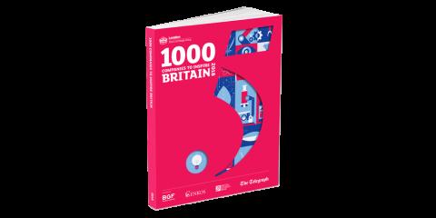 1000 companies book