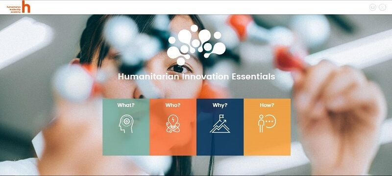 HLA case study Image of Innovation Essentials eLearning