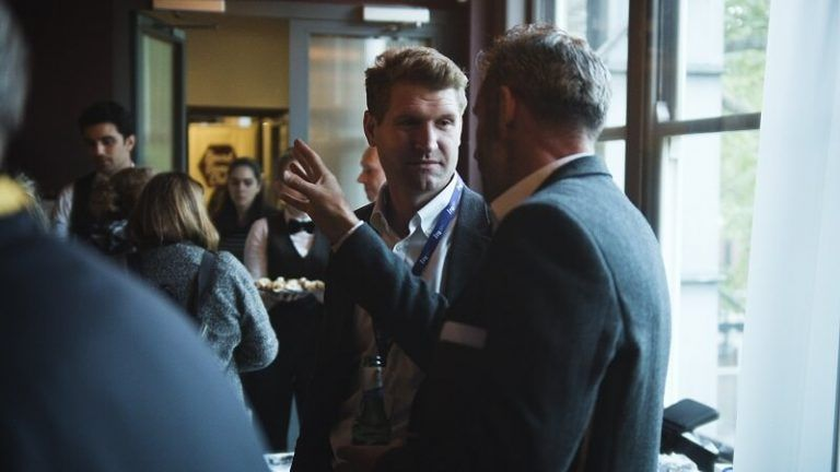 LEO Learning clients gathered at the Century Club in London for the Evolution of Learning event