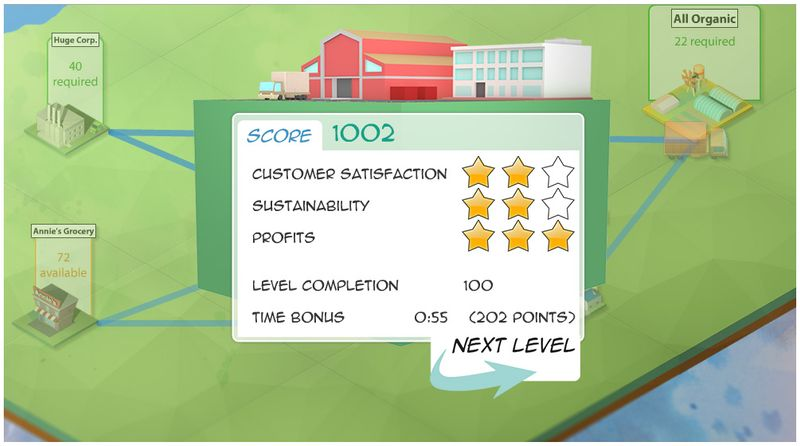 Brambles elearning game