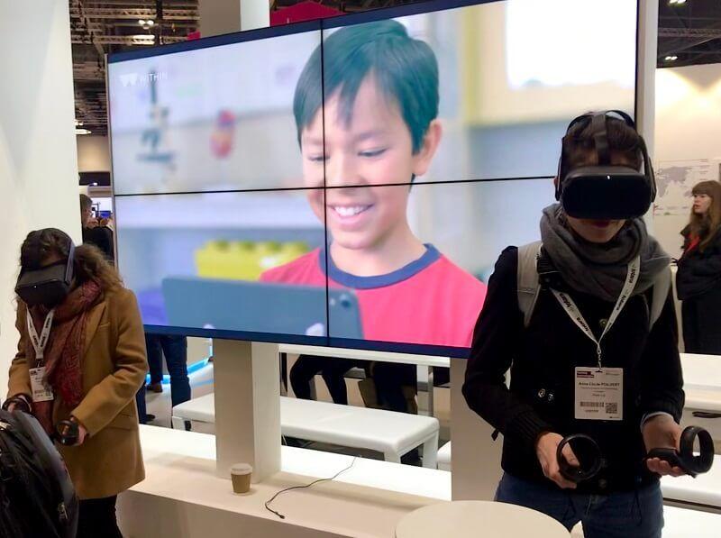 Learning Technologies 2020 - Virtual Reality