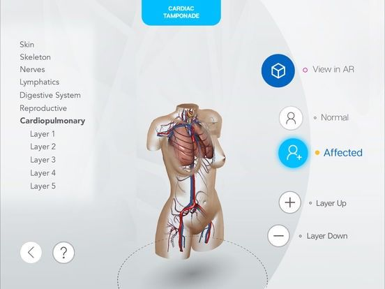 healthcare learning app
