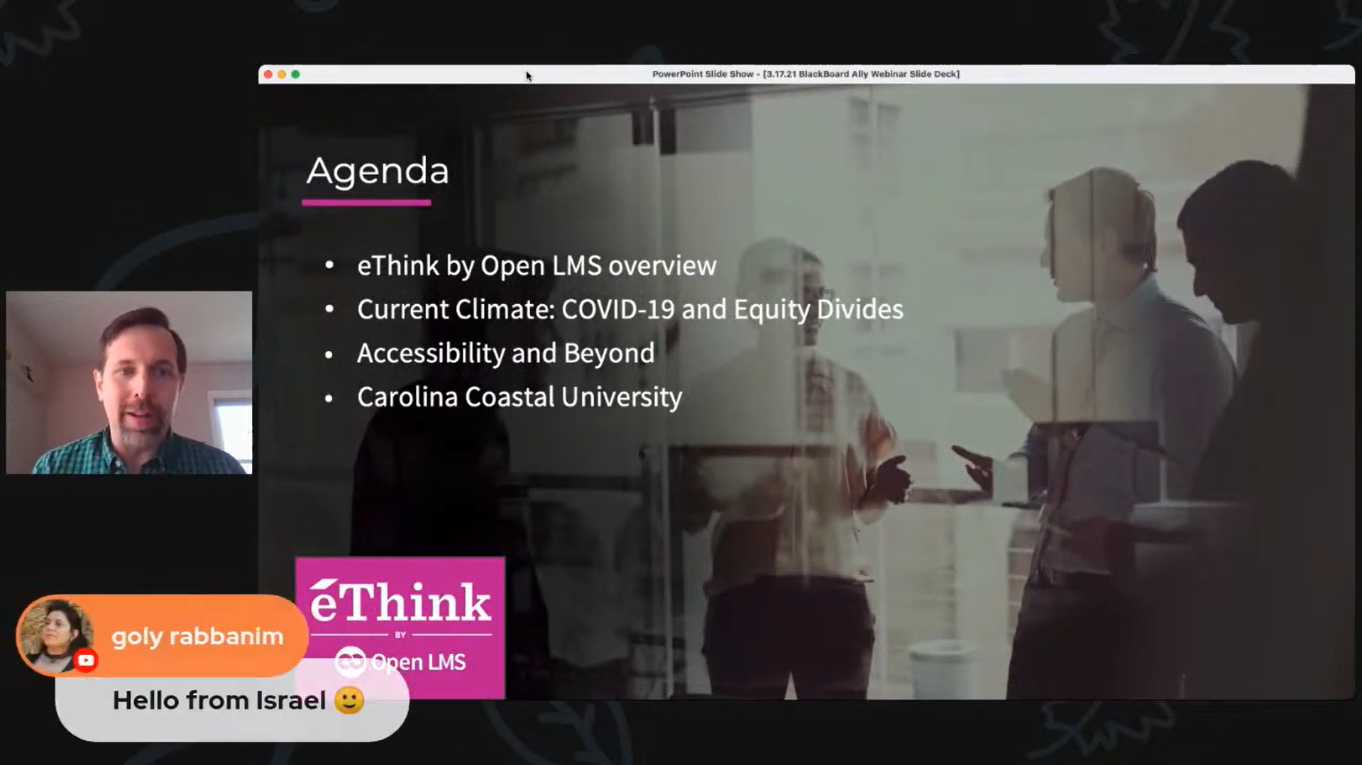 Ally for Moodle™ : Making Digital Course Content More Accessible