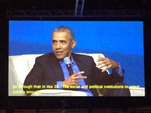 Obama ATD 2018 Keynote