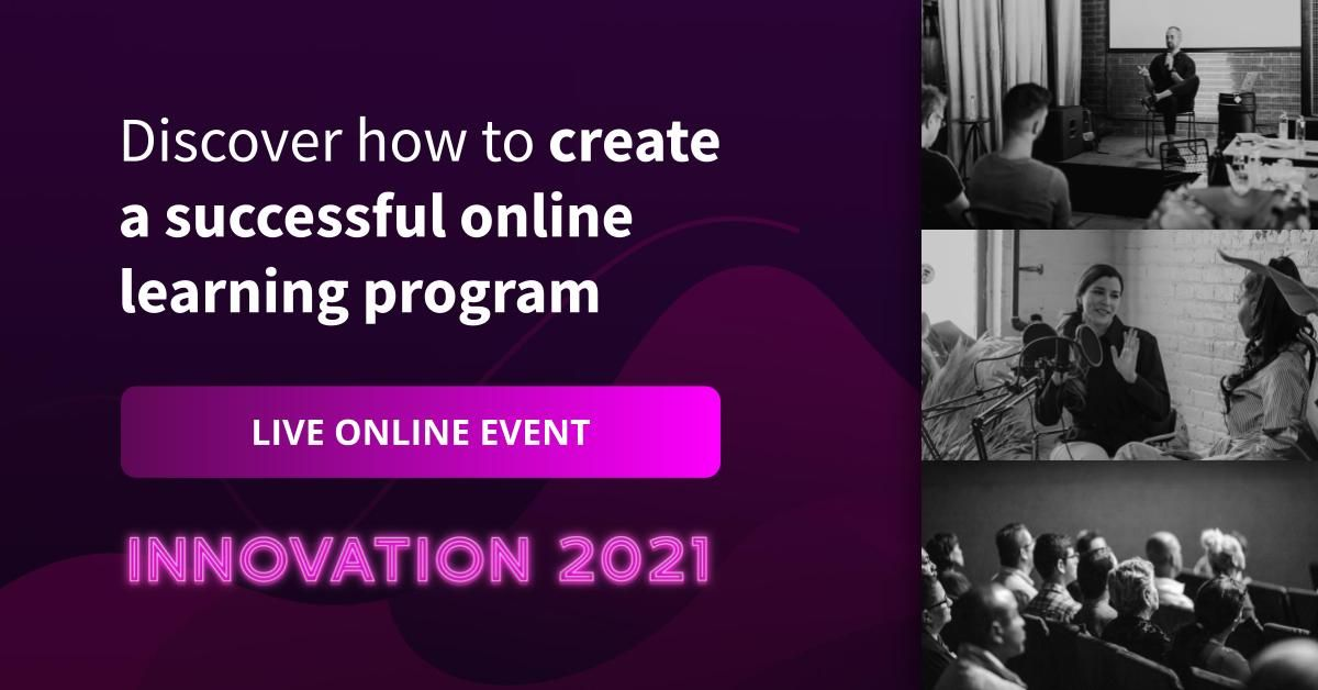 Innovation 2021 by Open LMS
