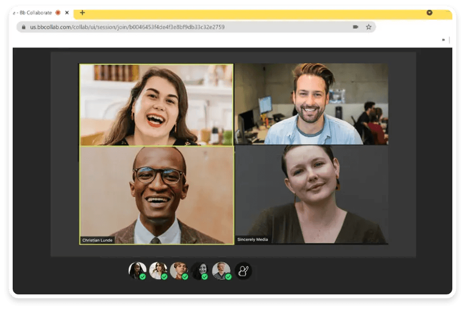 truly accessible virtual classroom