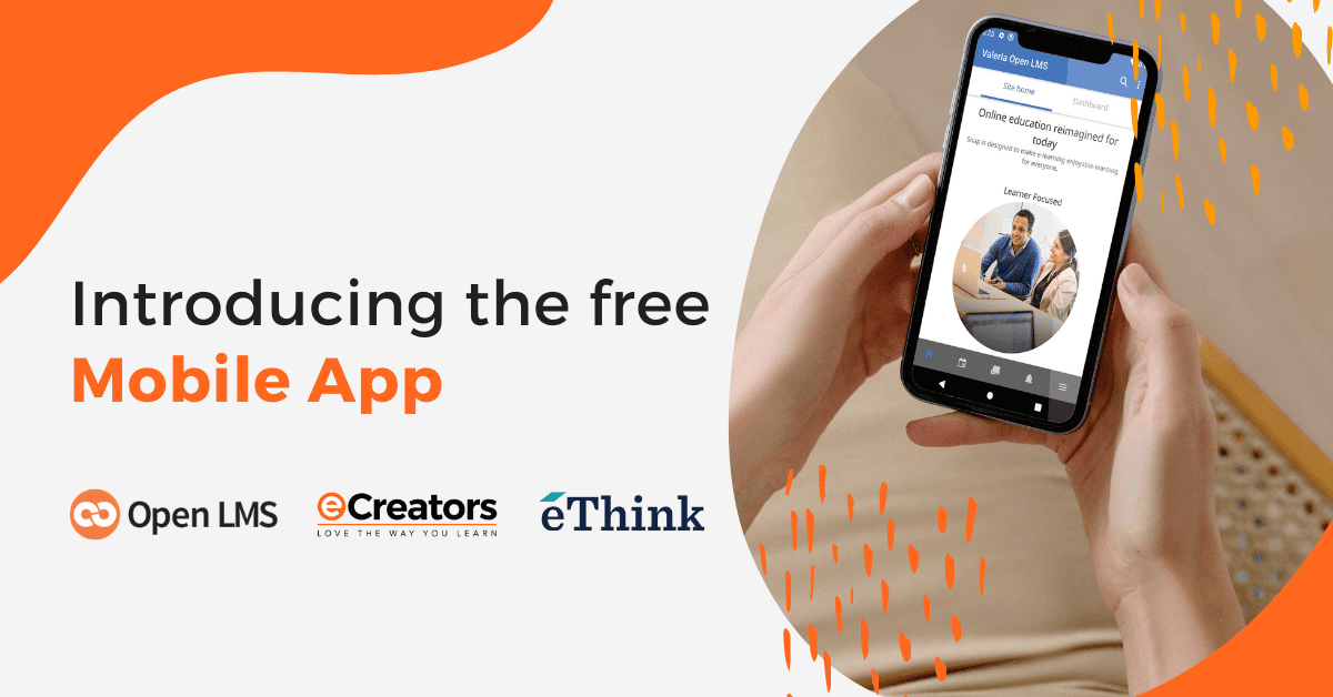 Introducing the Free Mobile App From Open LMS