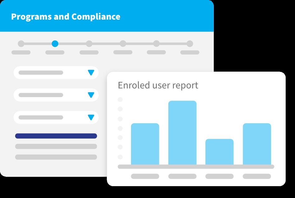 programs and compliance ui