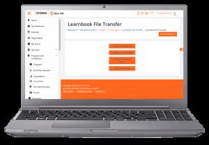 Learnbook File Transfer