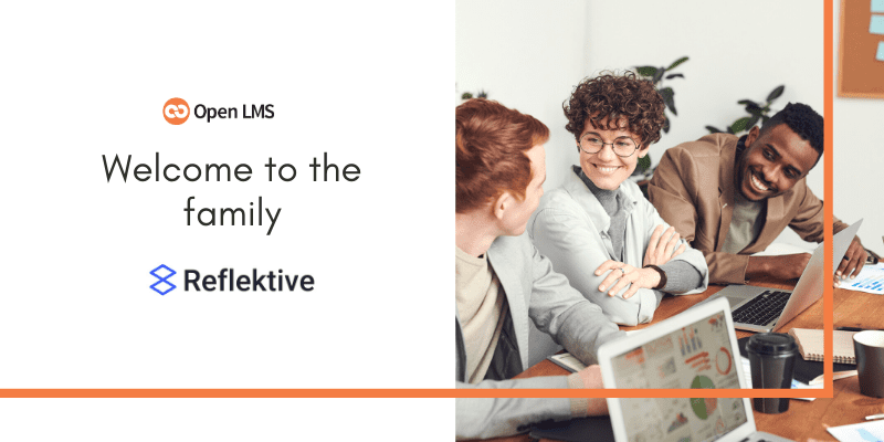 Welcome to the Family, Reflektive!