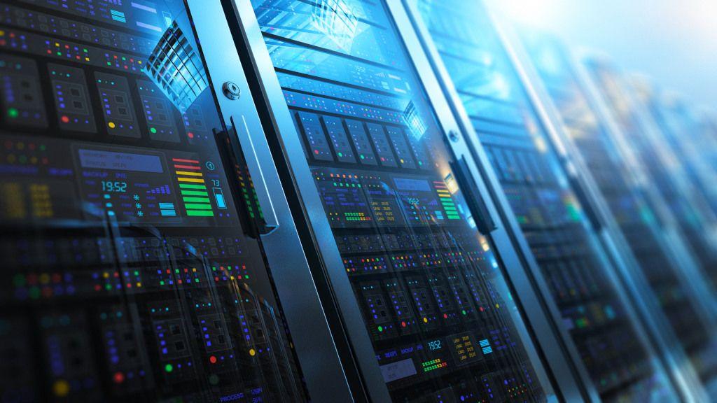 Server rack visual