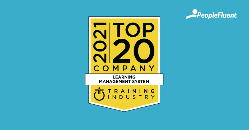 Training Industry - Top 20 Learning Management System