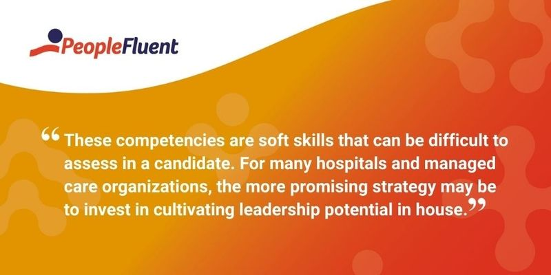 most important skills for healthcare leaders