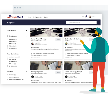Projects Marketplace Feature 1
